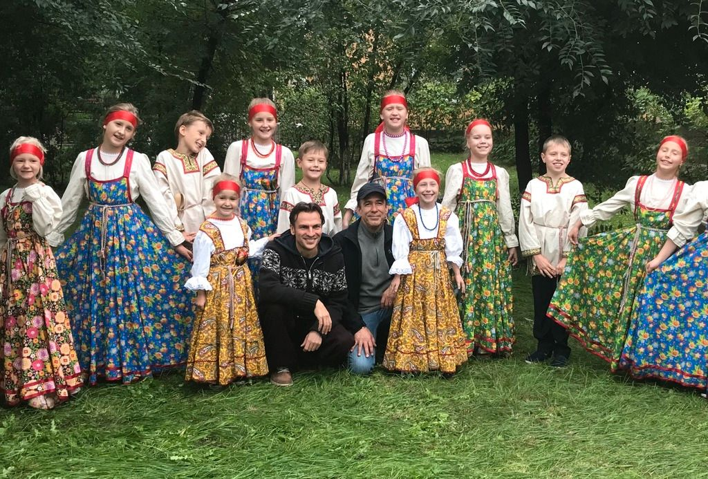 AO Music and AO Foundation in Siberia!